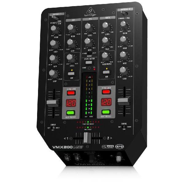 Behringer pro mixer vmx 200 usb