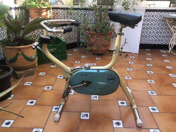 Bicicleta estática bh vingage retro