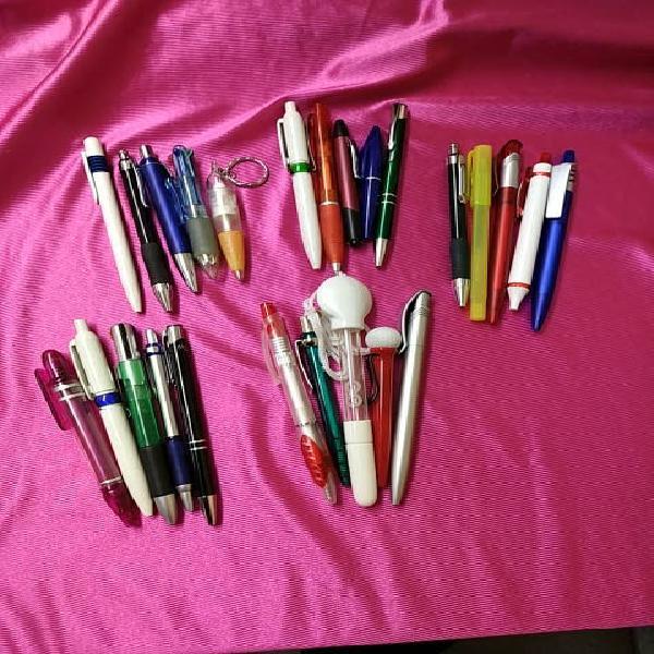 Bolígrafos sin publicidad 25 unidades