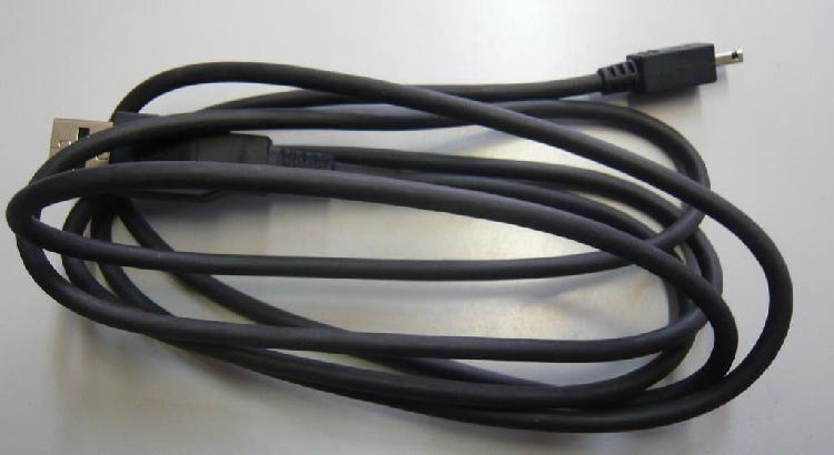 Cable usb 2.0 tipo a a mini b de 4 pines