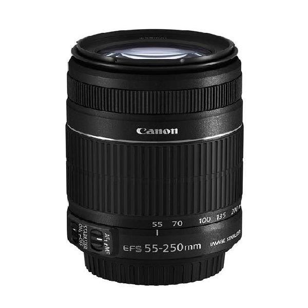 Canon teleobjetivo 55-250mm f/4.0-5.6 ef/ef-s