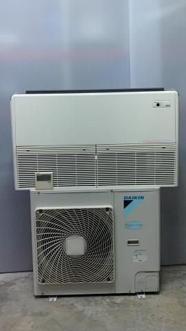 Daikin split techo inverter 6106 frig+bo