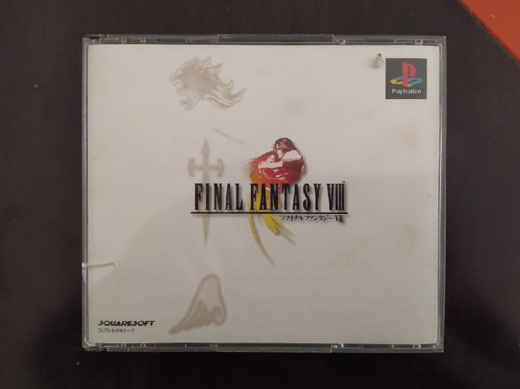 Final fantasy 8 playstation