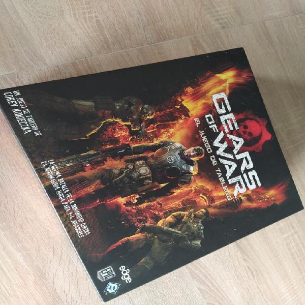 Gears of wars castellano juego de mesa