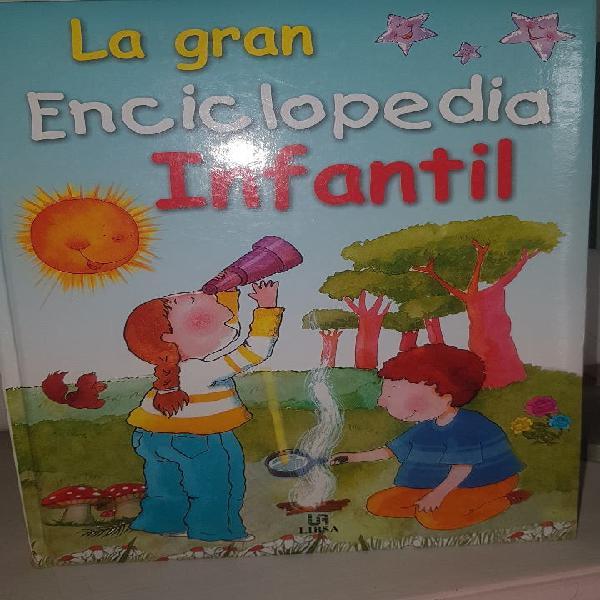 Gran enciclopedia infantil nueva