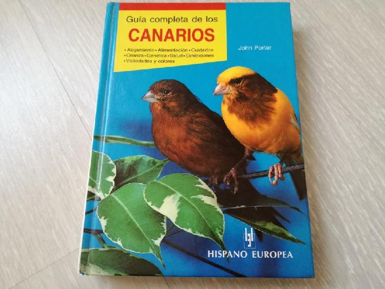 Guía completa de los canarios