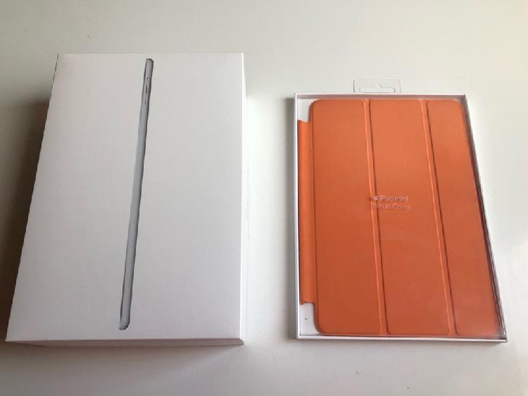Ipad mini 5 256gb + smart cover + factura