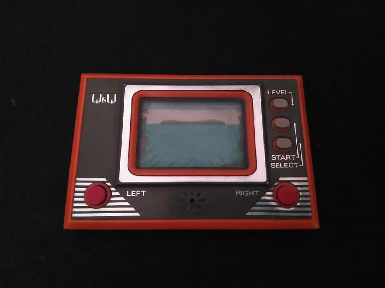 Lcd game qyq submarine game & watch