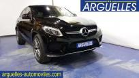 MERCEDES BENZ GLE 350 D COUPE 4 MATIC AMG LINE