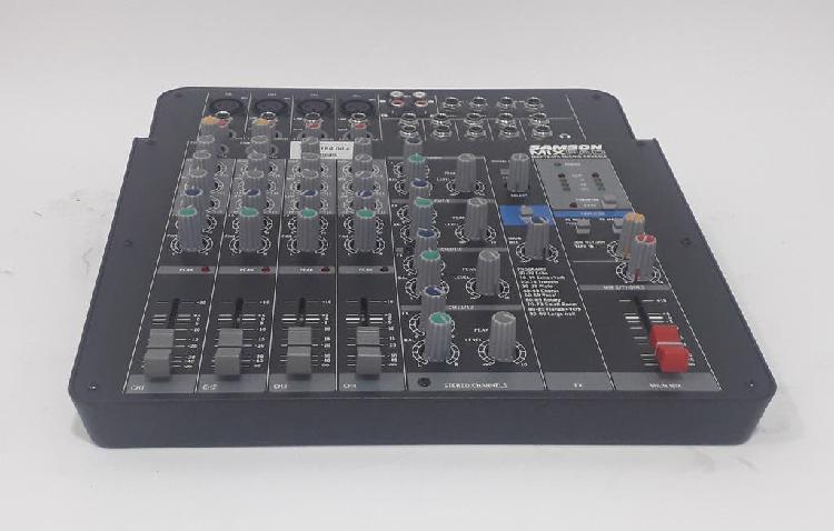 Mesa de mezclas samson mxp 124fx (nueva)