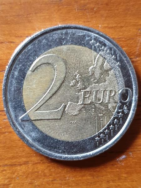 Moneda euro conmemorativa