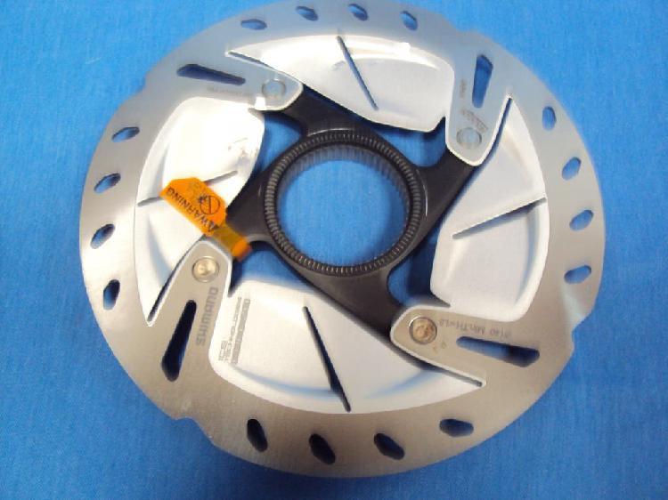 Nuevo. disco 140mm shimano ultrega despiece