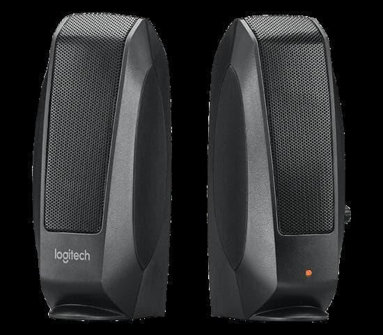 Nuevos] logitech altavoces estéreo s120