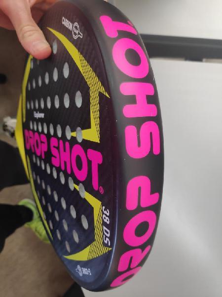 Pala de padel drop shot