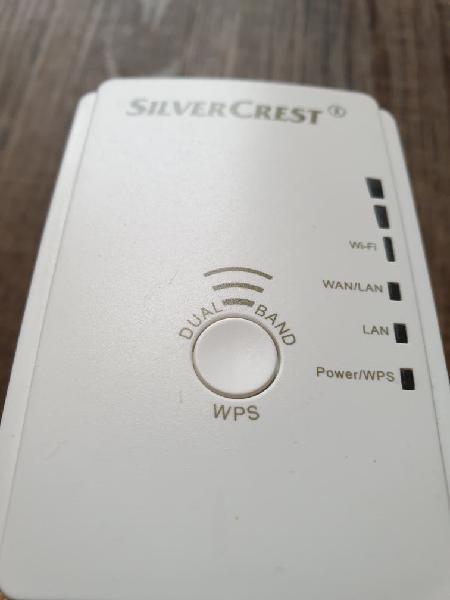 Punto de acceso inalámbrico silvercrest