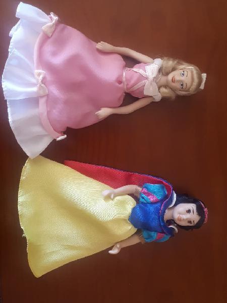 Princesas disney porcelana