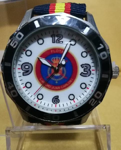 Reloj fae, dedicado marina lhd juan carlos i. l-61