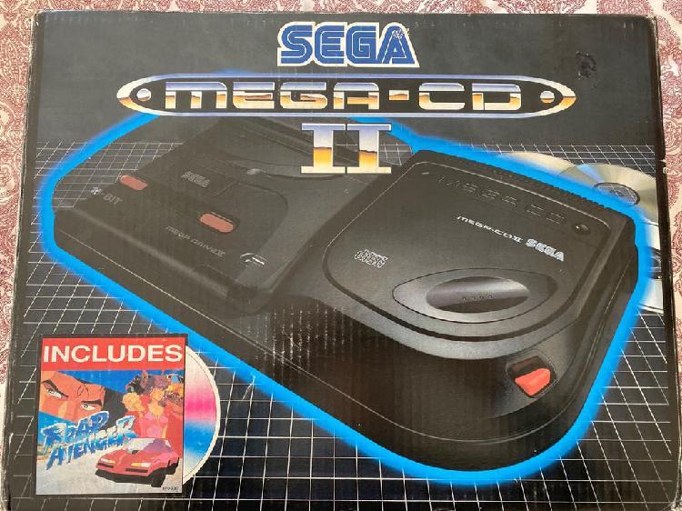 Sega mega cd 2 megadrive