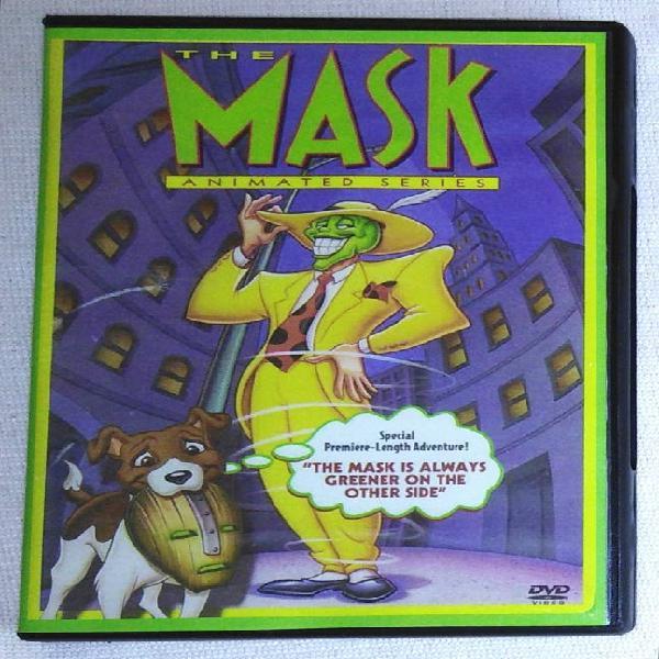 Serie tv la máscara