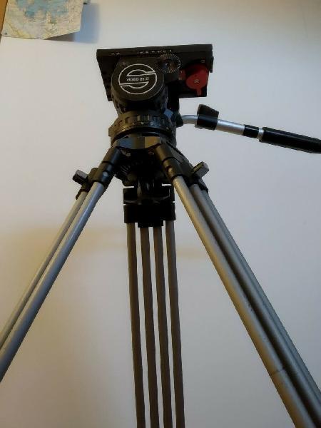 Tripod sachtler s video 20 ii