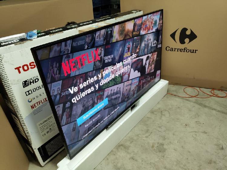 """Tv toshiba 65"""" ultrahd 4k hdr pro smart tv"""