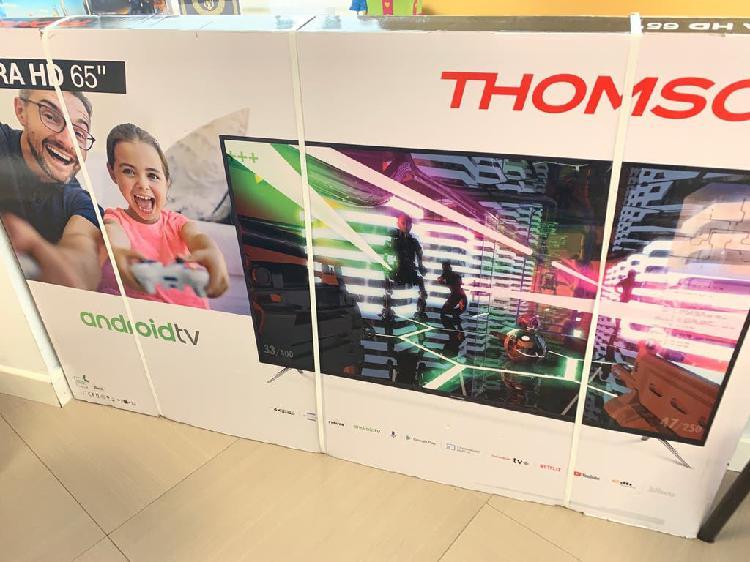 Thomson 65 smart tv 4k ultra hd