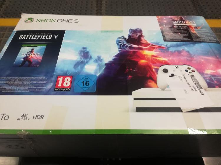 Xbox one slim 1 tb con juegos