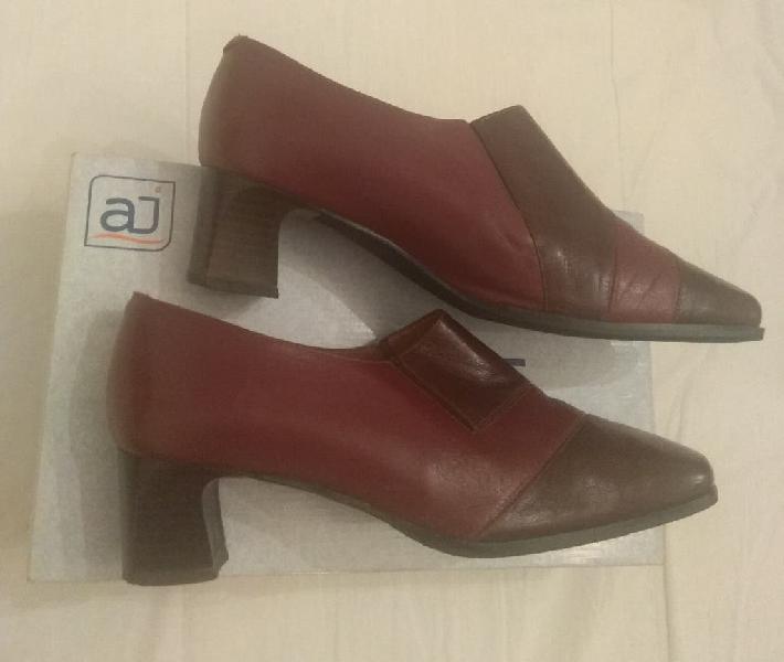 Zapatos de piel mujer n°39