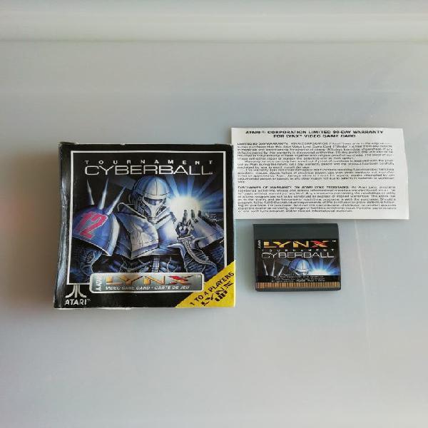 Atari lynx ciberball