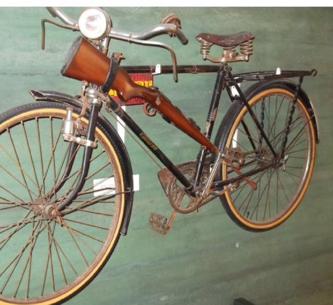 Bicicleta guardia civil