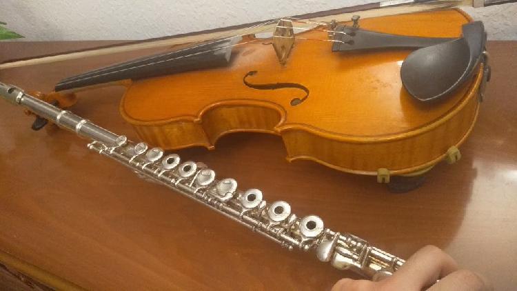 Clases particulares flauta travesera y música