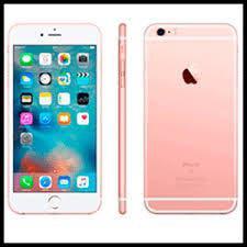 Iphone 6s rosa oro libre 16gb casi nuevo