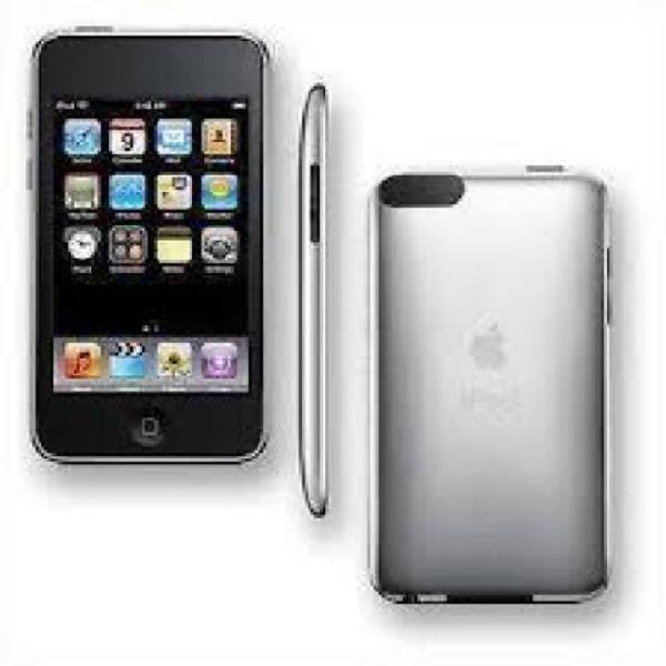 Ipod 2 de apple con musica,internet + base