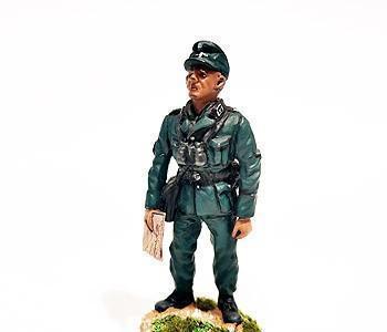 15 teniente aleman waffen ss div. montaña 1944 - del prado