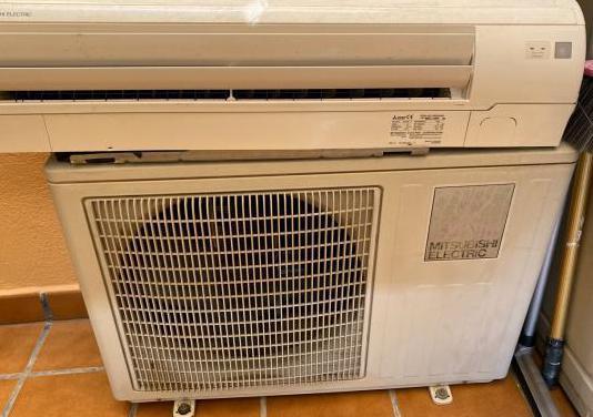Aire acondicionado mitsubishi frío calor