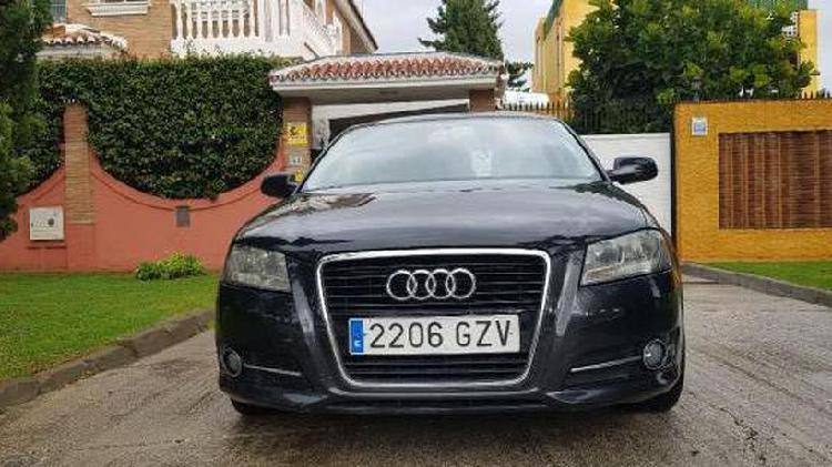 Audi a3 sportback 1.6 tdi cr f.ap s tr. ambiente