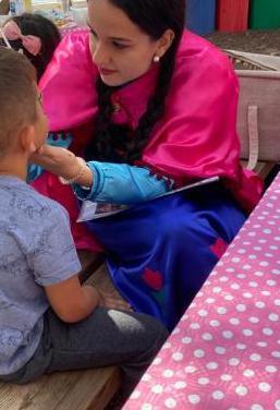 Animación infantil para fiestas/eventos