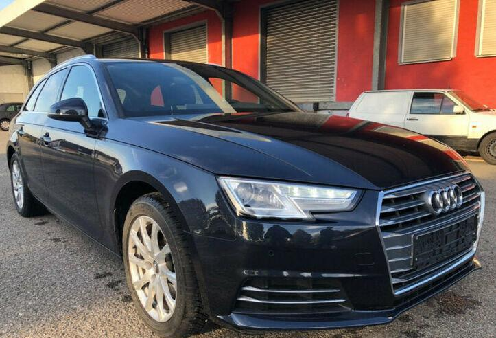 Audi a4 avant 2.0 tfsi ultra s tronic