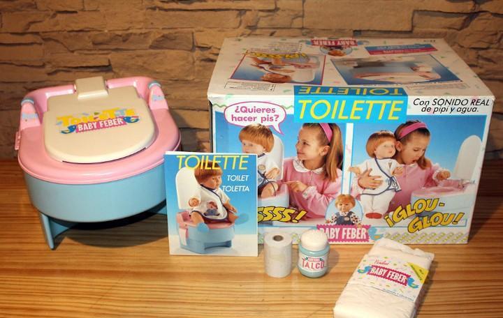 Baby feber - toilette - en su caja original - bien