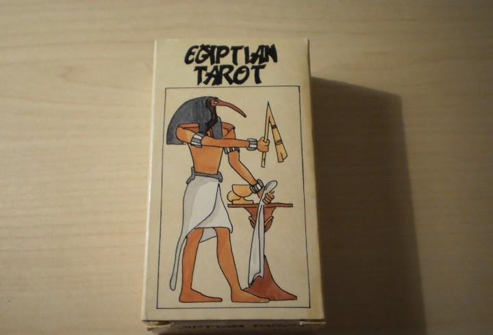 Baraja cartas tarot egipcio - heraclio fournier