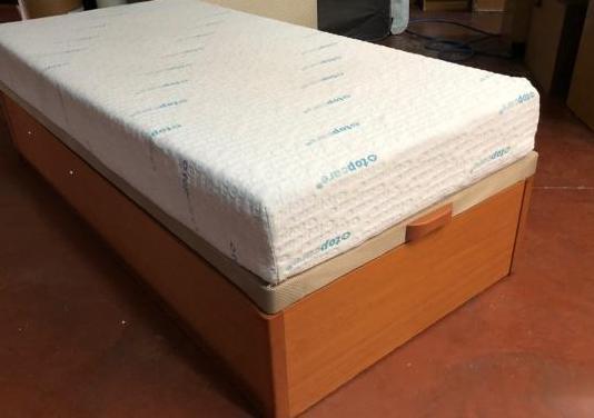 Canapé colchón visco 90x190