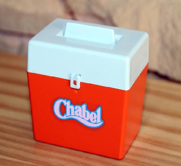 Chabel - nevera camping - impecable - feber - dificil