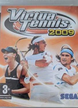 Caja virtua tennis ps3