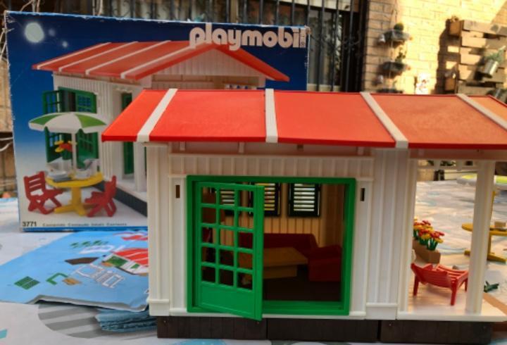 Casa campo playmobil geobra año 84 mod. 3771