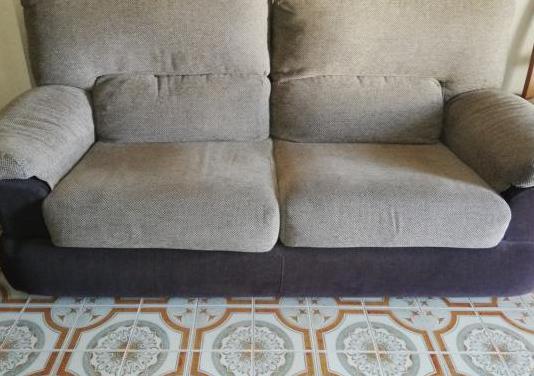 Conjunto de sofá 2 plazas y 2 sillones