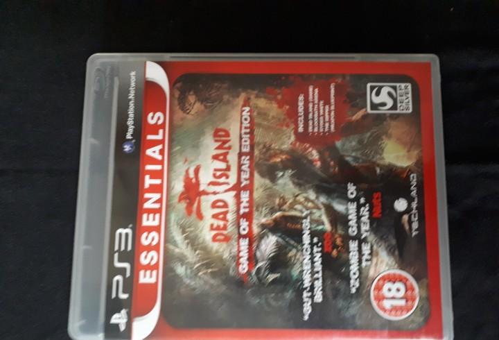 Dead island - game of the year edition - sony playstation 3