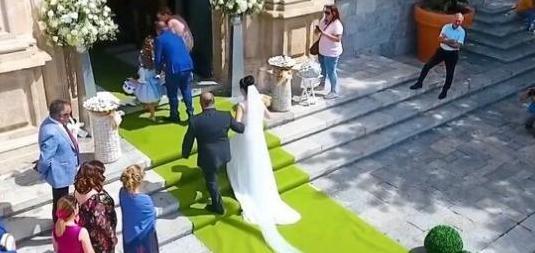 Drones, bodas, comuniones, eventos