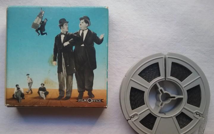 El gordo y el flaco laurel & hardy cine película placiers