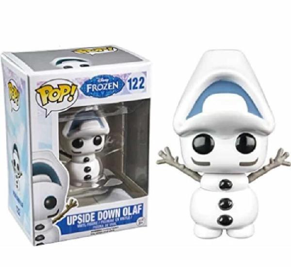 Figura funko pop disney frozen upside down olaf 122