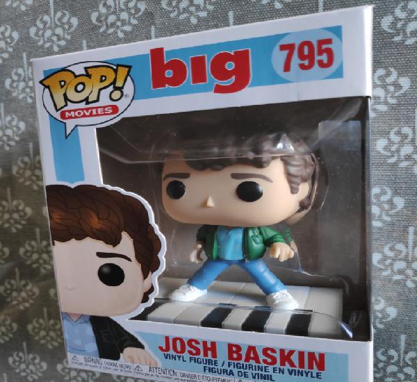 Figura funko pop john baskin big nuevo